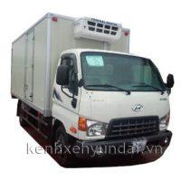 Xe tải Hyundai HD99 6,5T Đông lạnh