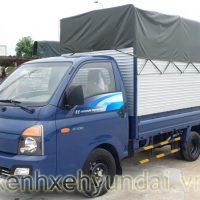 Xe tải Hyundai Porter 1,25tấn- 1tấn25- 1t25- 1.25t
