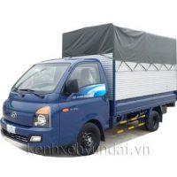 Xe Tải Hyundai H100 2.5 A2 Thùng Mui Bạt