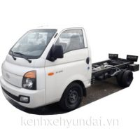 Xe tải Hyundai H100 1tấn Nhập khẩu