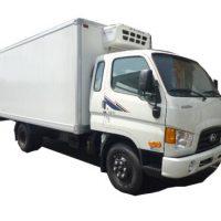 Xe tải Hyundai HD72 3,5T Thùng Đông Lạnh