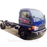 Xe tải Hyundai HD120S Chassis 8,5 tấn
