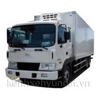 Xe tải Hyundai HD210 12,7Tấn Thùng Đông Lạnh