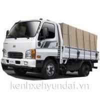 Xe tải Hyundai HD36L thùng mui bạt