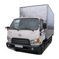 Xe tải Hyundai HD65 2,5 tấn Thùng Kín