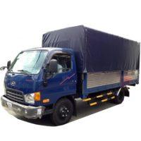 Xe tải Hyundai HD65 2,5 tấn Thùng Mui Bạt
