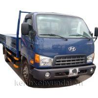 Xe tải Hyundai HD700 Đồng Vàng Thùng lửng