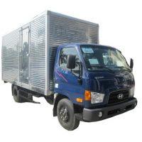Xe tải Hyundai HD72 3,5T Thùng Kín
