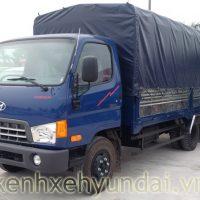 Xe tải Hyundai HD800 Đồng Vàng 8Tấn