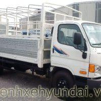 Xe tải 8 Tấn giá bao nhiêu? Hyundai HD800 Veam nâng tải 8Tấn
