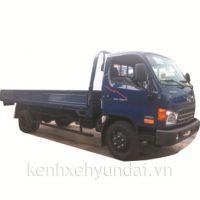 Xe tải Hyundai HD800 Veam 8 tấn thùng lửng