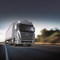 Hyundai Xcient xe tải thế hệ mới